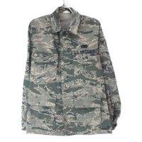 USAF エアフォースカモ  BDU シャツジャケット ミリタリー 米軍