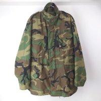 M-65 フィールドジャケット ウッドランドカモ (MR )