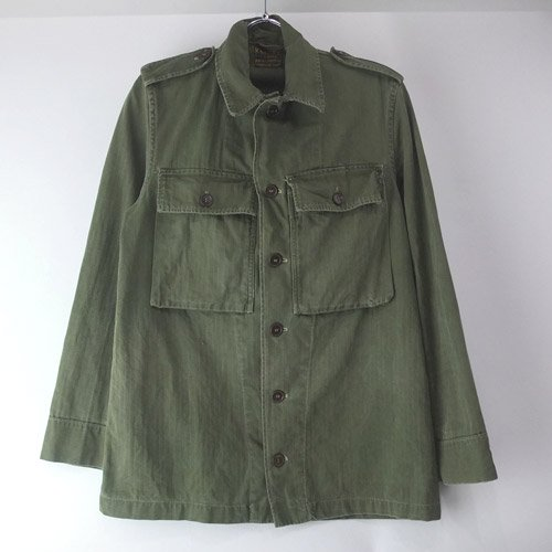 オランダ軍 1959 HBT ユーティリティシャツ ジャケット #2