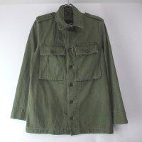 オランダ軍 1959 HBT ユーティリティシャツ ジャケット #2 ミリタリー