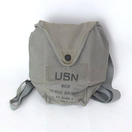 USN  MARK V ガスマスクバッグ オリジナル