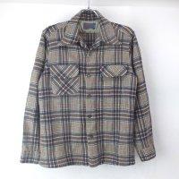 <img class='new_mark_img1' src='https://img.shop-pro.jp/img/new/icons24.gif' style='border:none;display:inline;margin:0px;padding:0px;width:auto;' />ペンドルトン ウールシャツ リペア(sale商品)