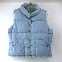 Polo Jeans ラルフローレン リバーシブル ダウンベスト (WOMAN L)