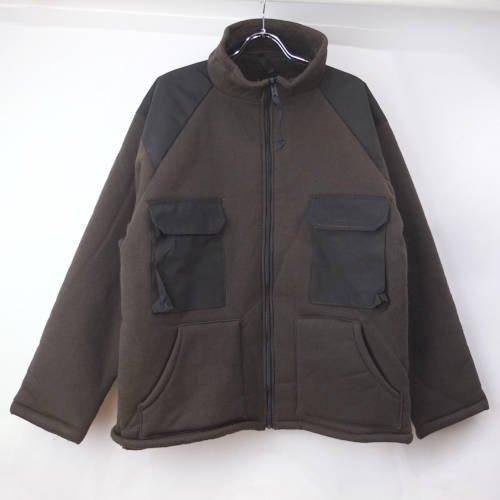 ECWCS ブラウンパイル ジャケット デッドストック (XL)