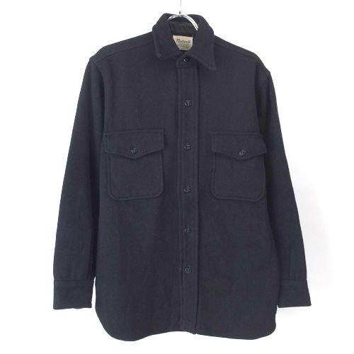 Madewell CPO シャツジャケット マチ付き