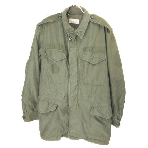 M-1951 フィールドジャケット リサイズS_MR相当 米軍実物 古着