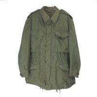 M-1951 フィールドジャケット  MR (袖リサイズ) 米軍実物 古着