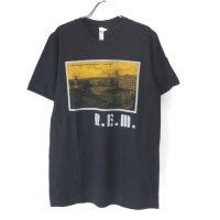 (M) R.E.M. ATHENS POST CARD  Tシャツ (新品)【メール便送料無料】