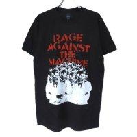 (M) レイジアゲインストザマシーン SKELTON HEADS Tシャツ (新品)【メール便可】