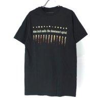 (L) ナインインチネイルズ DOWNWARD SPIRAL Tシャツ (新品)【メール便可】