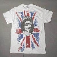 (M) セックスピストルズ God save the queen Tシャツ(新品)【メール便可】