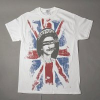 (L) セックスピストルズ God save the queen Tシャツ(新品)【メール便可】