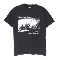 <img class='new_mark_img1' src='https://img.shop-pro.jp/img/new/icons5.gif' style='border:none;display:inline;margin:0px;padding:0px;width:auto;' />WHITE FLAG DOWN Tシャツ 古着【メール便送料無料】