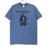 (L) トムペティ & ザ・ハートブレイカーズ Tシャツ (新品)【メール便可】