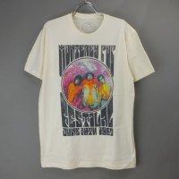 (M) ジミヘンドリックス モントレーポップフェス Tシャツ (新品) 【メール便可】