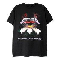 (L) メタリカ Master of Puppets Tシャツ (新品) 【メール便可】