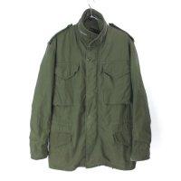 M-65 フィールドジャケット セカンド (MR) 米軍実物 古着