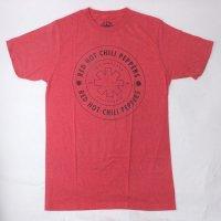 (L) レッドホットチリペッパーズ WHEEL OUTLINE Tシャツ(新品)【メール便可】