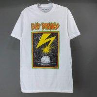 (M) バッドブレインズ WHT Tシャツ(新品)【メール便可】