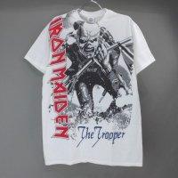 (M) アイアンメイデン OVERSIZED TROOPER Tシャツ (新品) 【メール便可】