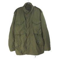 M-65 フィールドジャケット セカンド (MS) 米軍実物 古着