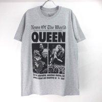 (L) QUEEN クイーン NEWS OF THE WORLD 40th  Tシャツ (新品) 【メール便可】