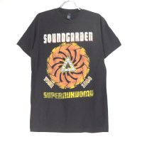(L) サウンドガーデン SUPER UNKNOWN Tシャツ (新品) 【メール便可】