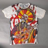 メキシカン スケルトン ギターsure Tシャツ (L)【メール便可】(sale商品)