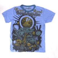 <img class='new_mark_img1' src='https://img.shop-pro.jp/img/new/icons35.gif' style='border:none;display:inline;margin:0px;padding:0px;width:auto;' />Natural Inspiration weed Tシャツ (L)【メール便可】