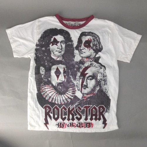 ROCKSTAR weed Tシャツ (M)【メール便可】(sale商品)