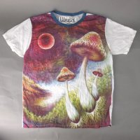 <img class='new_mark_img1' src='https://img.shop-pro.jp/img/new/icons35.gif' style='border:none;display:inline;margin:0px;padding:0px;width:auto;' />キノコ  weed Tシャツ (M)【メール便可】