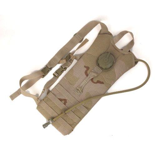 米軍 ハイドレーションシステム デッドストック 3Cデザートカモ