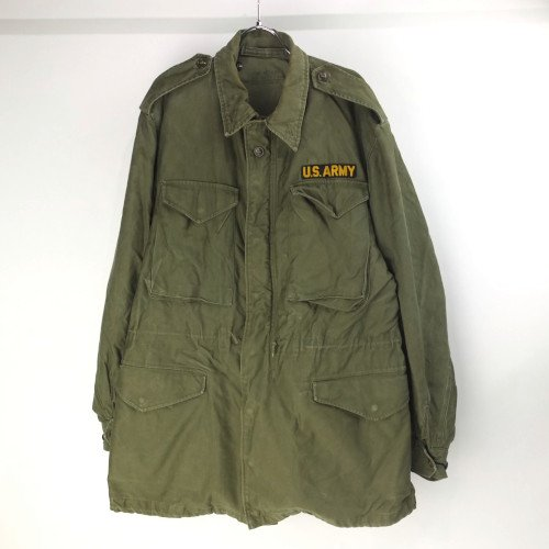 M-1951 フィールドジャケット  ML 米軍実物 古着