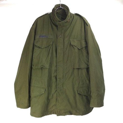 M-65 フィールドジャケット サード MR 米軍実物 古着