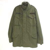 M-65 フィールドジャケット セカンド アルミジップ (SL) 米軍実物 古着