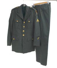 U.S.ARMY オフィサー スーツ上下セット
