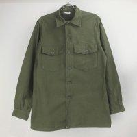 米軍 コットンサテン ユーティリティシャツ 15.1/2x33 実物