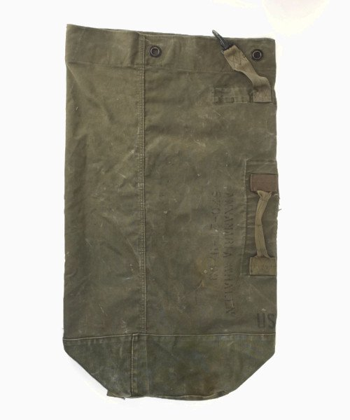 米軍 ダッフルバッグ #6 ダブルストラップ