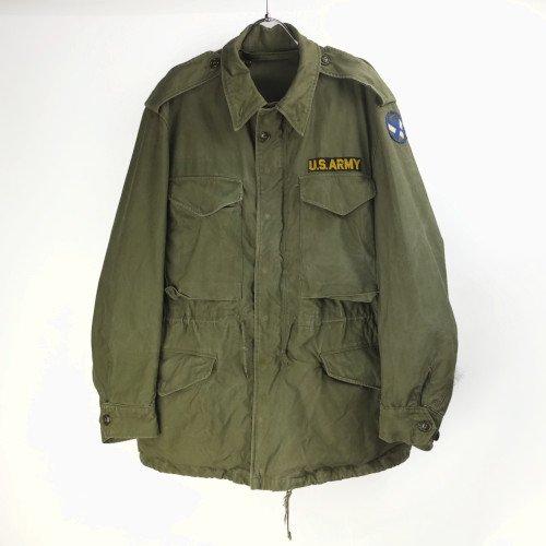 M-1951 フィールドジャケット  MS 米軍 実物