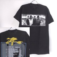 (L) U2 JOSHUA TREE オフィシャル Tシャツ ヨシュアトゥリー 新品【メール便可】