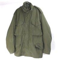 M-65 フィールドジャケット セカンド アルミ LS 米軍