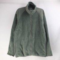 ECWCS  ポーラテック フリースジャケット FOLIAGE (ML) #7 USED 米軍(sale商品)