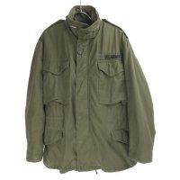 M-65 フィールドジャケット セカンド  アルミジップ (MS) 米軍 実物
