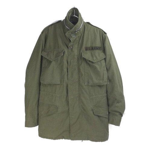 M-65 フィールドジャケット セカンド グレーライナー (XSR) 米軍 実物