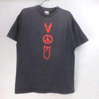 <img class='new_mark_img1' src='https://img.shop-pro.jp/img/new/icons5.gif' style='border:none;display:inline;margin:0px;padding:0px;width:auto;' />U2 VERTIGO ツアー Tシャツ 2006年 ブラック 古着【メール便送料無料】