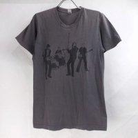 U2 VERTIGO ツアー Tシャツ 2006年 グレー 古着【メール便可】
