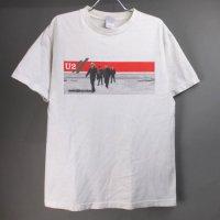 <img class='new_mark_img1' src='https://img.shop-pro.jp/img/new/icons5.gif' style='border:none;display:inline;margin:0px;padding:0px;width:auto;' />U2 VERTIGO ツアー Tシャツ 2006年 ホワイト 古着【メール便送料無料】