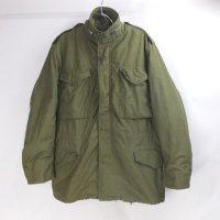 M-65 フィールドジャケット  セカンド アルミジップ (MR) 米軍 実物