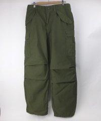 M-65  フィールドパンツ ML エラー 米軍 実物