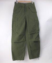 M-65  フィールドパンツ XSR 米軍 実物